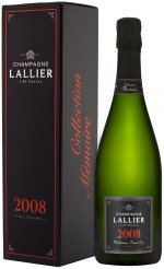 Champagne Lallier Millesime 2008