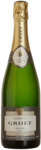 Champagne Gruet Selection Brut